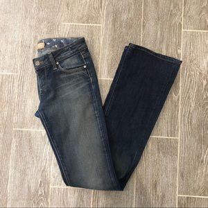 Paige Women's Jeans Size 26 Inseam 34 Bootcut